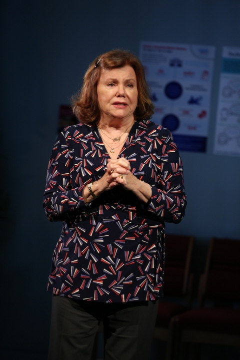 Marsha Mason, Little Gem, Irish Repertory, Elaine Murphy, Marc Atkinson Borrull