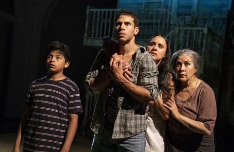 Mojada, Luis Alfaro, Chay Yew, Benjamin Luis McCracken, Soorro Santiago, Alex Hernandez, Sabina Zúñiga Varela,  Public Theater