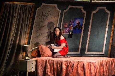 Christina Bennington, Bat out of Hell the Musical, Meatloaf, Jim Steinman