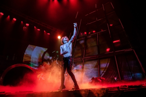 Andrew Polec, Bat out of Hell the Musical, Meatloaf, Jim Steinman