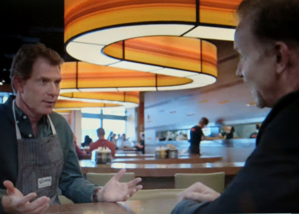 Chef Bobby Flay, Morgan Spurlock, Super Size Me 2: Holy Chicken!