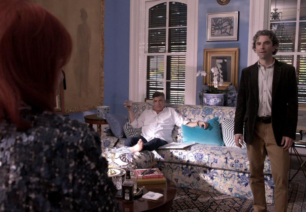 Bryan Batt, Janet Shea, Barret O'Brien, Garden District, New Orleans TV series, Oley Sassone, Rosary O'Neill