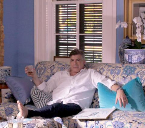 Bryan Batt, Garden District, TV Pilot, New Orleans, Oley Sassone, Rosary O'Neill