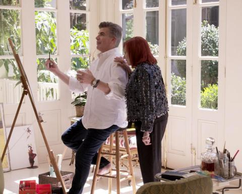Bryan Batt, Janet Shea, Garden District, TV Pilot, New Orleans, Oley Sassone, Rosary O'Neill