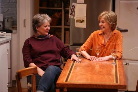 Ellen Park, Jill Eikenberry, Fern Hill, Michael Tucker, 59E59 Theaters