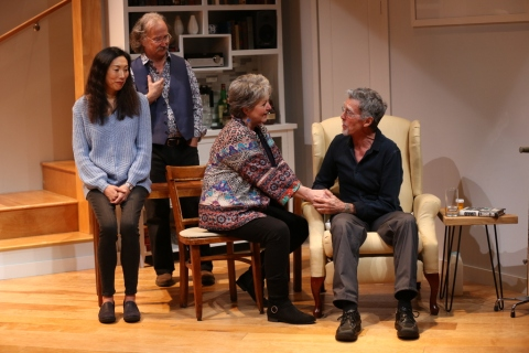 Fern Hill, Michael Tucker, Jodi Long, Mark Linn-Baker, Ellen Parker, John Glover, 59E59 Theaters