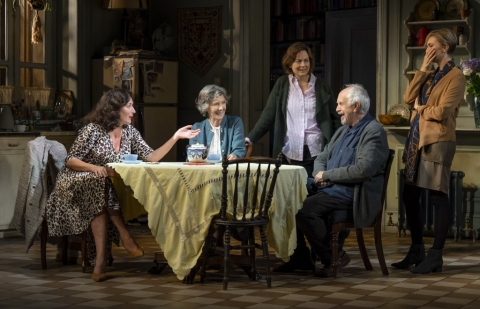In the Height of the Storm, Florian Zeller, Christopher HamptonJonathan Pryce, Eileen Atkins, Jonathan Kent, Manhattan Theatre Club