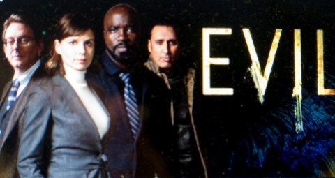 Michael Emerson, Katja Herbers, Mike Coulter, Aasif Mandvi, Tribeca TV Festival, Evil, CBS TV pilot, Robert King, Michelle King