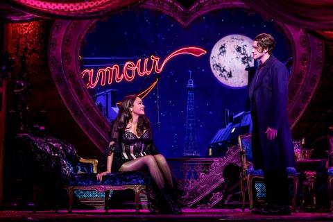 Karen Olivo, Aaron Tveit, Moulin Rouge! The Musical, Alex Timbers Baz Luhrmann