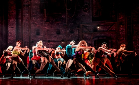 'Moulin Rouge! The Musical' The Company, Alex Timbers