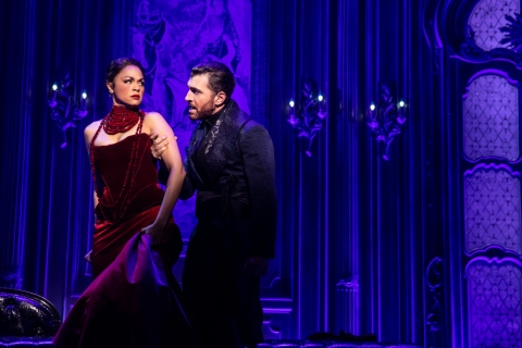 Karen Olivo, Aaron Tveit, 'Moulin Rouge! The Musical,' Alex Timbers