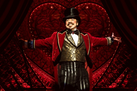 Danny Burstein, Moulin Rouge! The Musical, Alex Timbers, Justin Levine, Sonya Tayeh