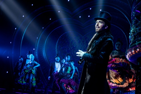Tam Mutu, Moulin Rouge! The Musical, Alex Timbers