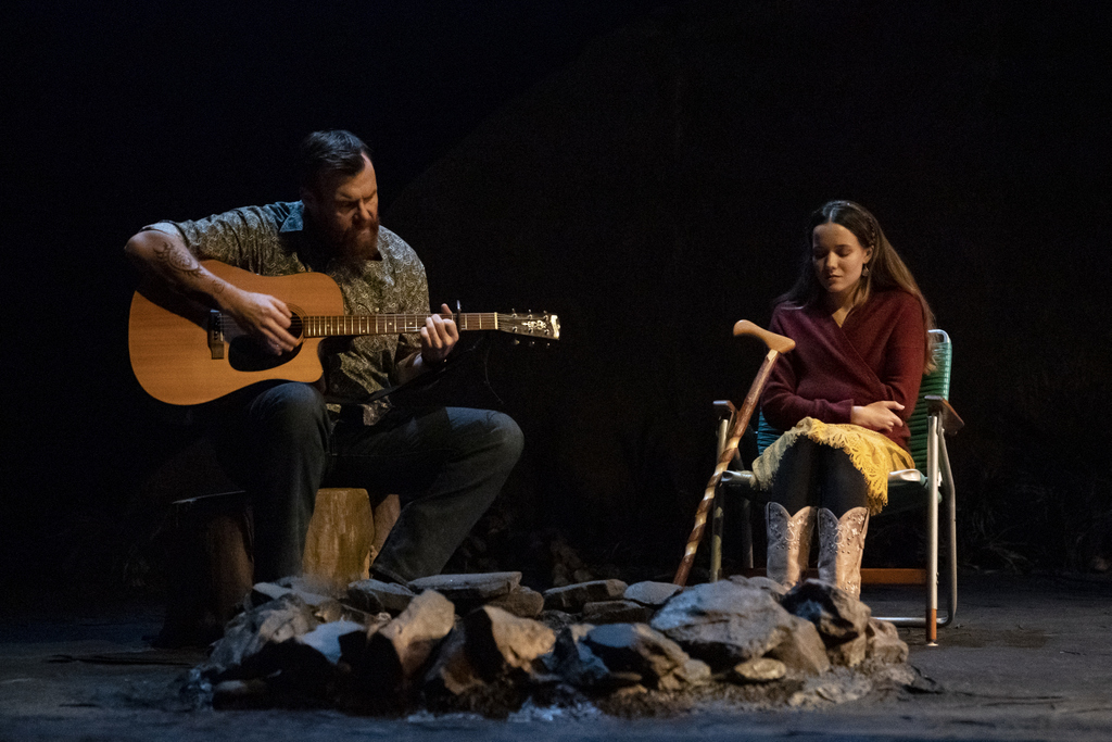 Heroes of the Fourth Turning, Jeb Kreager,Julia McDermott, Will Arbery, Danya Taymor, Playwrights Horizons