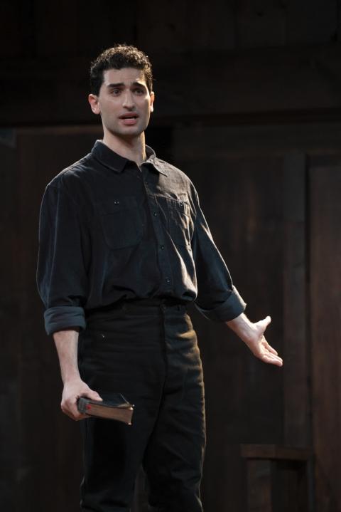 Raffi Barsoumian, Macbeth, William Shakespeare, John Doyle
