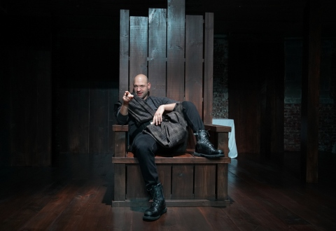 Corey Stoll, Macbeth, John Doyle, William Shakespeare, CSC