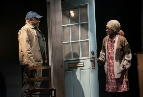 Ron Canada, Patrice Johnson Chevannes, In Old Age, Awoye Timpo