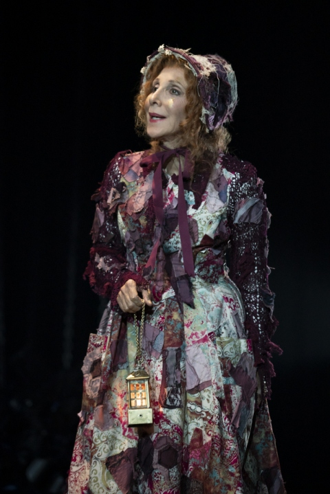 Andrea Martin, A Christmas Carol, Matthew Warchus, Jack Thorne, An Old Vic Production
