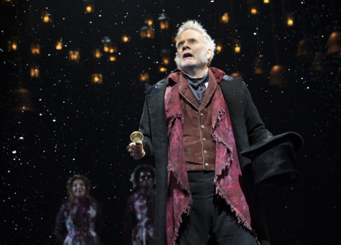 Campbell Scott, A Christmas Carol, Charles Dickens, Jack Thorne, Matthew Warchus
