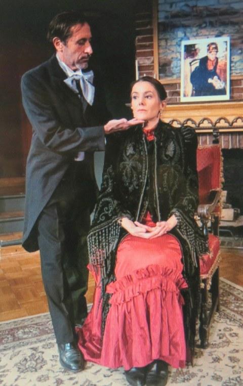 Edgar Degas, Mary Cassatt, The Independents, Christopher Ward, Theater Center