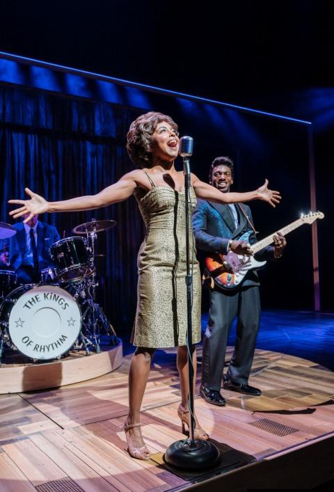 Adrienne Warren, Daniel J. Watts, Tina-The Tina Turner Musical, Katori Hall, Phyllida Lloyd