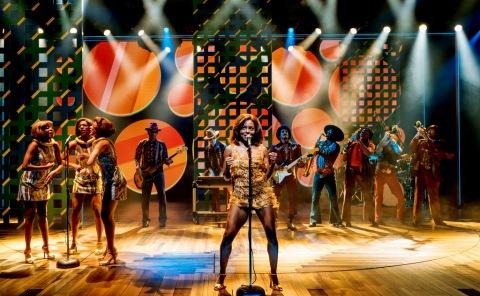 Adrienne Warren, the company, Tina-The Tina Turner Musical, Katori Hall, Phyllida Lloyd