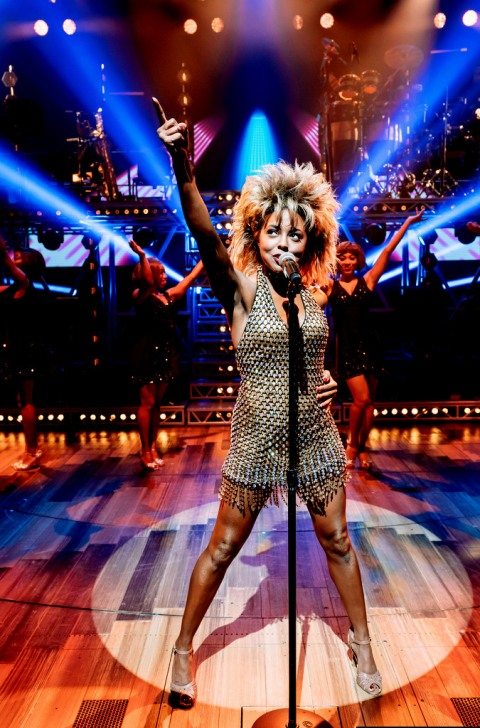 Adrienne Warren, Tina-The Tina Turner Musical, Katori Hall, Phyllida Lloyd, Anthony Van Laast, Mark Thompson, Nicholas Skilbeck