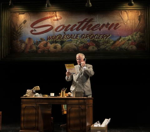 Aidan Quinn, The Young Man From Atlanta, Horton Foote, Michael Wilson, Signature Theatre