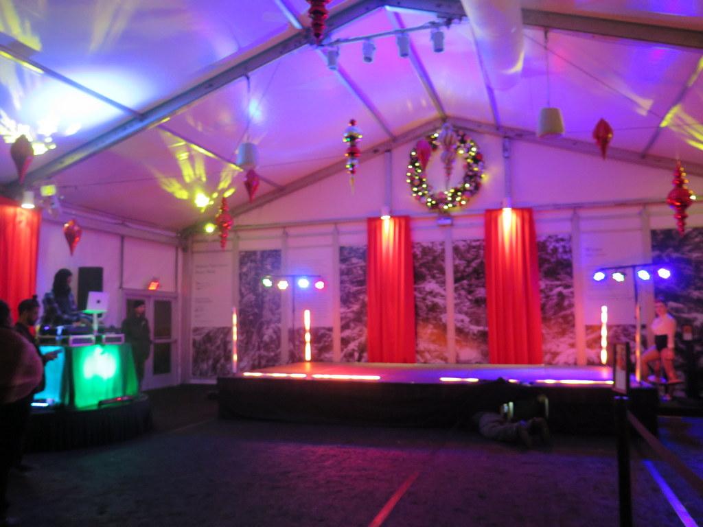 NYBG 28th Holiday Train Show, Bar Car Nights, Applied Imagination