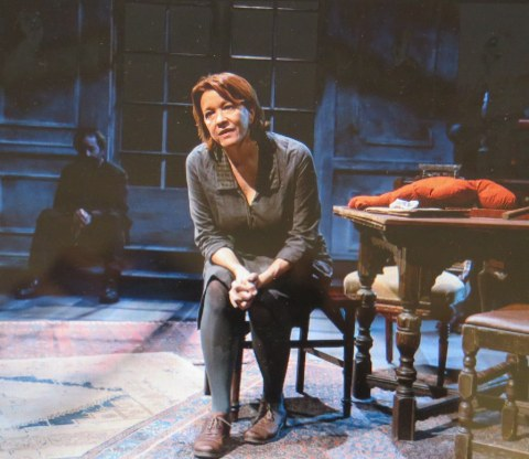 Linda Emond, A Bright Room Called Day, Tony Kushner, Oskar Eustis, The Public
