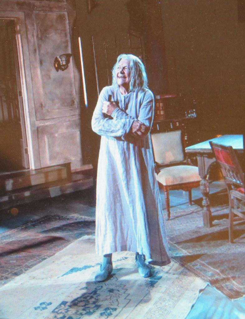 Estelle Parsons, A Bright Room Called Day, Tony Kushner, Oskar Eustis, The Public