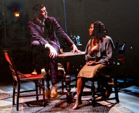 Michael Urie, Nikki M. James, A Bright Room Called Day, Tony Kushner, Oskar Eustis, The Public