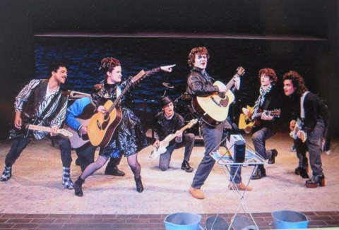 Sing Street, John Carney, Rebecca Taichman, Enda Walsh, Gary Clark, Billy Carter, Zara Devlin, Gus Halper, Brenock O'Connor, Sonya Tayeh