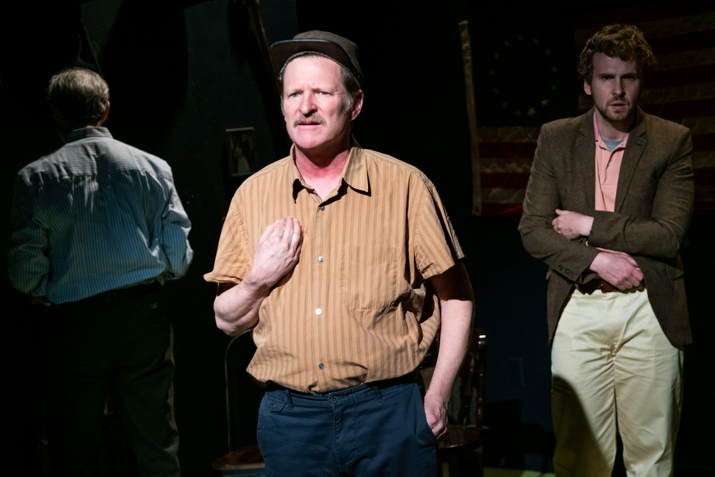 Andy Taylor, Ryan Spahn, How to Load a Musket, Jaki Bradley, Talene Monahon, 59E59 Theaters