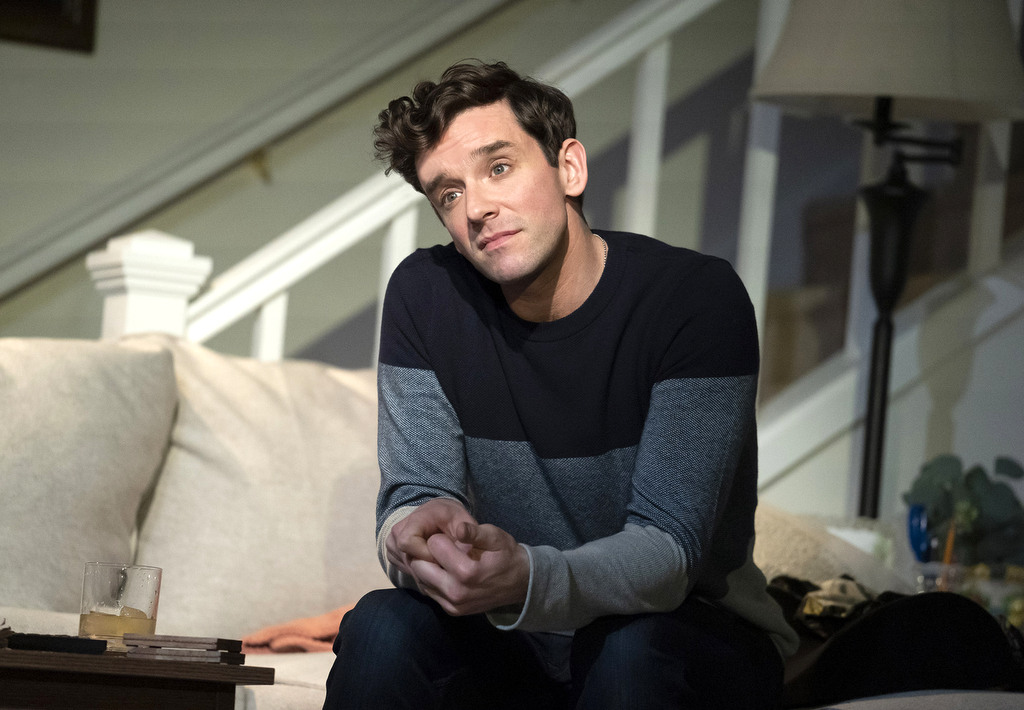 Michael Urie, Grand Horizons, Bess Wohl, Lee Silverman, 2NDSTAGE