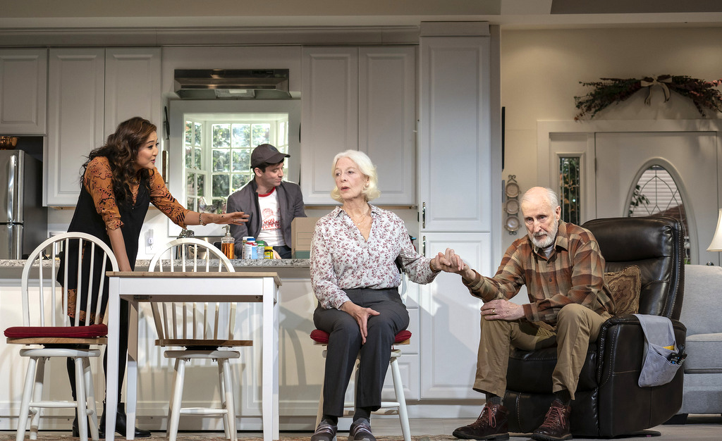 Grand Horizons, Ashley Park, Michael Urie, Jane Alexander, James Cromwell, Bess Wohl, Leigh Silverman, 2NDSTAGE