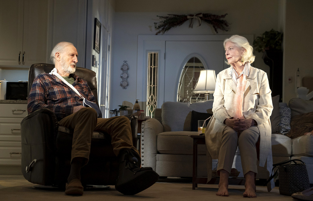 James Cromwell, Jane Alexander, Grand Horizons, Bess Wohl, Leigh Silverman, 2NDSTAGE