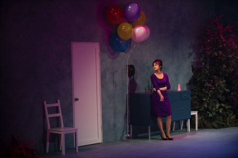 Carla Gugino in Anatomy of a Suicide, Alice Birch, Lileana Blain-Cruz, Atlantic Theater Company