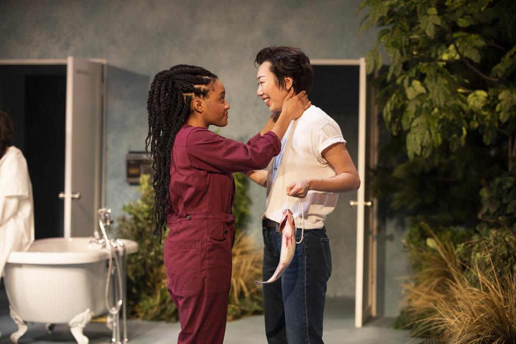 Gabby Beans, Jo Mei, Anatomy of a Suicide, Alice Birch, Lileana Blain-Cruz, Atlantic Theater Company