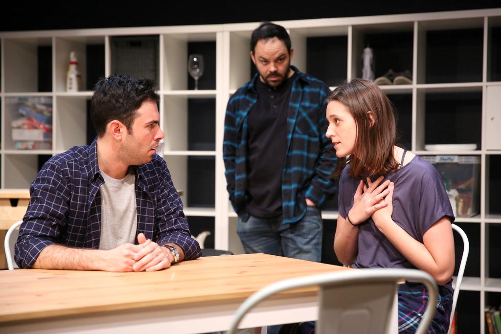 Julia Greer, Ben Newman, Ben Katz, The Commons, Lily Akerman, Emma Miller, 59E59 Theaters