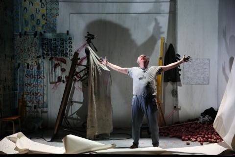 Incantata, Paul Muldoon, Sam Yates, Stanley Townsend, Irish Repertory Theatre