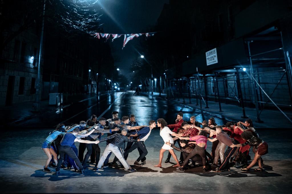 The Company, West Side Story, Jerome Robbins, Arthur Laurents, Leonard Bernstein, Stephen Sondheim, Ivo Van Hove