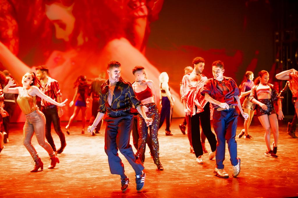 The Company, West Side Story, Jerome Robbins, Arthur Laurents, Leonard Bernstein, Stephen Sondheim, Ivo Van Hove
