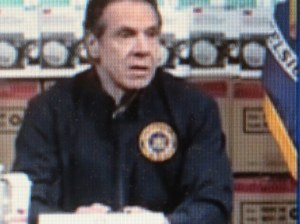 Governor Andrew Cuomo, daily briefings on Covid 19