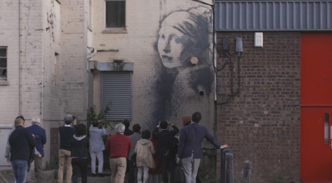 Banksy Most Wanted, Aurélia Rouvier, Seamus Haley, Tribeca Film Festival,