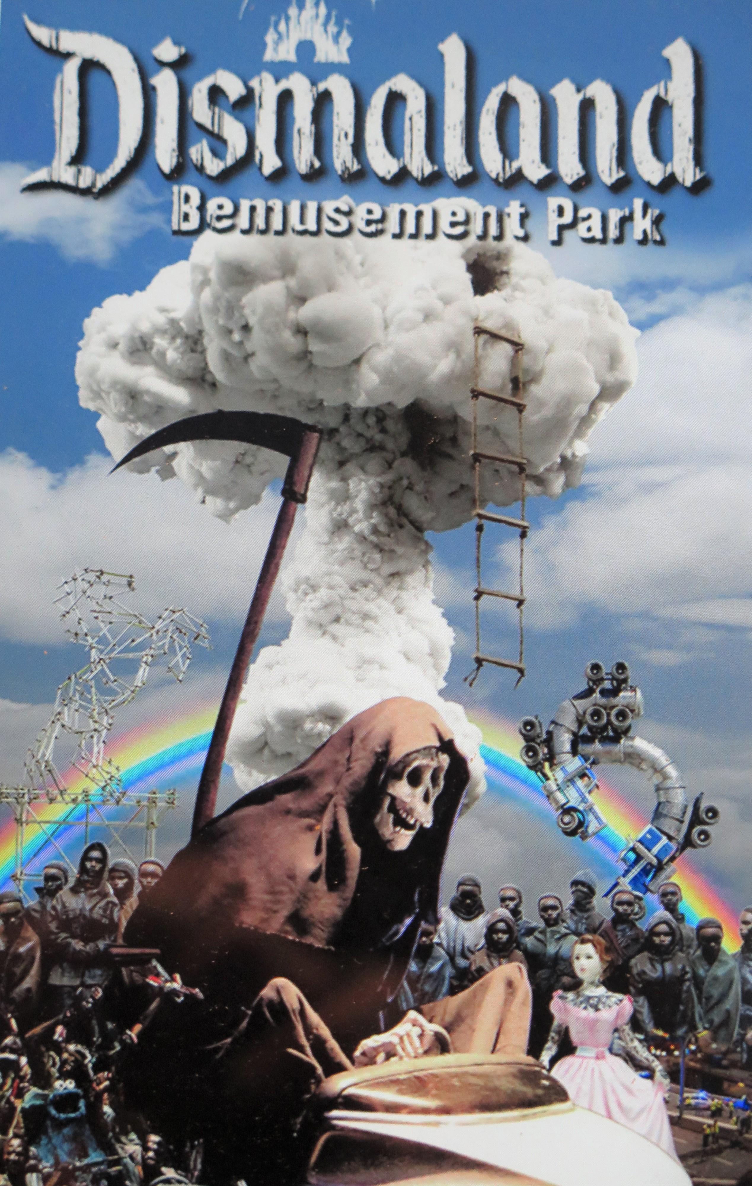 Dismaland Bemusement Park, Banksy, Banksy Most Wanted