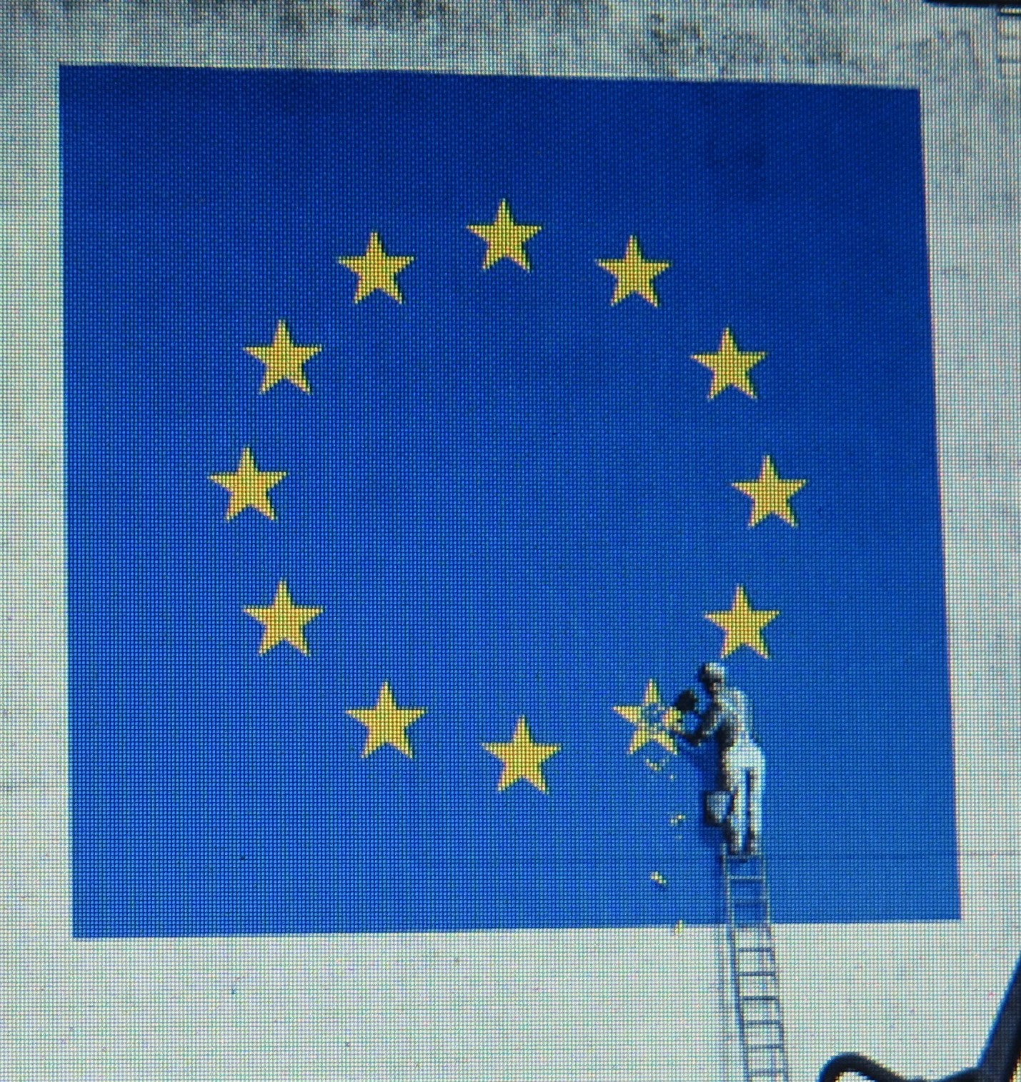 Banksy Most Wanted, Brexit Dover Mural, Banksy