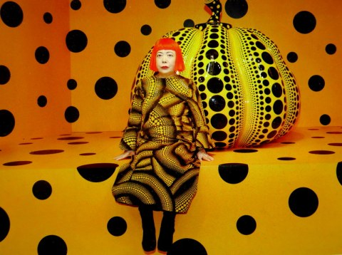 NYBG, Journey Through Spring II, Todd Forrest COVID-19 closure, Kusama: Cosmic Nature, Yayoi Kusama,Facebook Watch Party