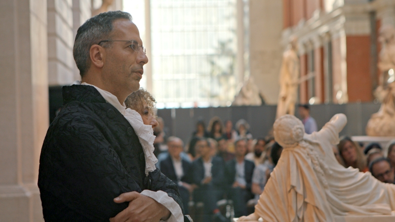 Ottolenghi and the Cakes of Versailles, Yotam Ottolenghi, Laura Gabbert, Tribeca Film Festival