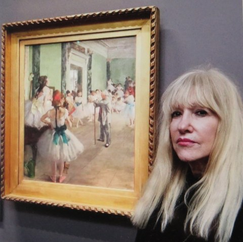 Rosary O'Neill, Clark and Carole, Degas in New Orleans, Musée d'Orsay, Musee Dorse